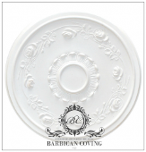 The Juliet Plaster Ceiling Rose 620mm